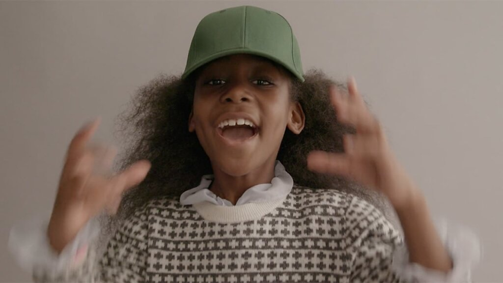 Campaign for Kidswear Collective Kyrah