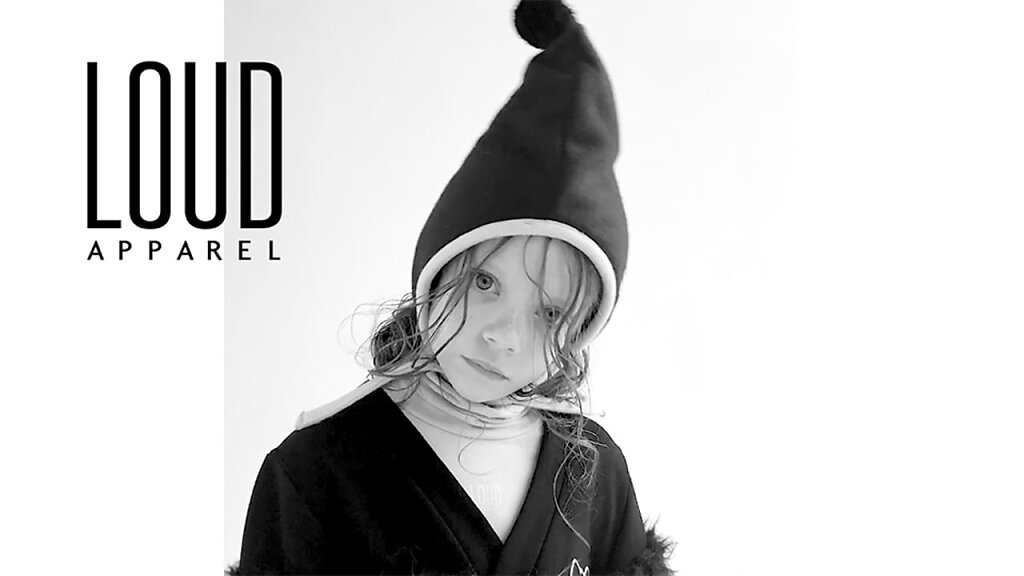 Hat Girl Gift for Loud Apparel (GIF)